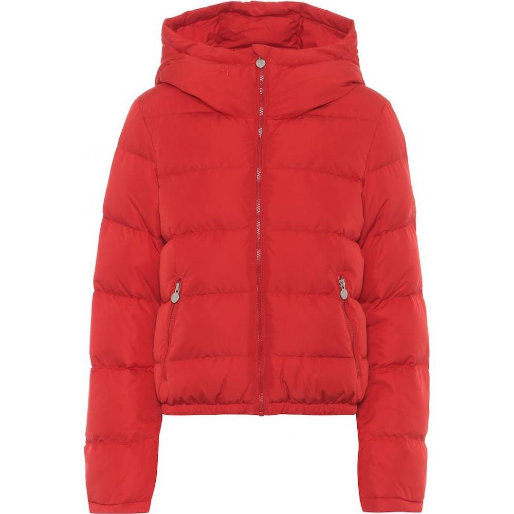 パーフェクト モーメント Perfect Moment レディース スキー・スノーボード ジャケット アウター【Polar Flare padded ski jacket】Red