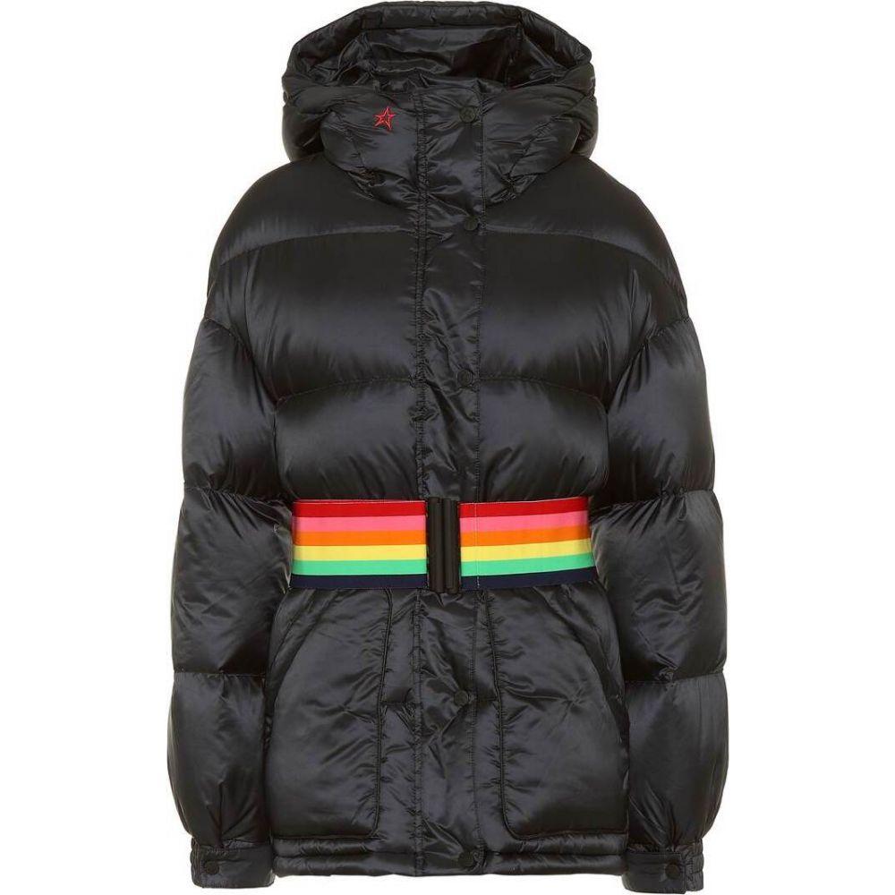 パーフェクト モーメント Perfect Moment レディース スキー・スノーボード ジャケット アウター【Down-filled ski jacket】Black/Orange