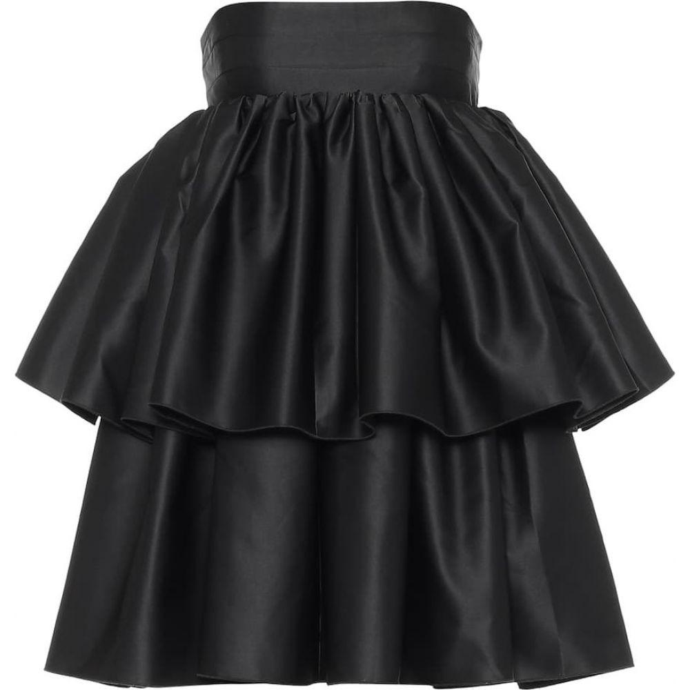 ローテート ROTATE BIRGER CHRISTENSEN レディース パーティードレス ワンピース・ドレス【Carmina strapless minidress】Pirate Black