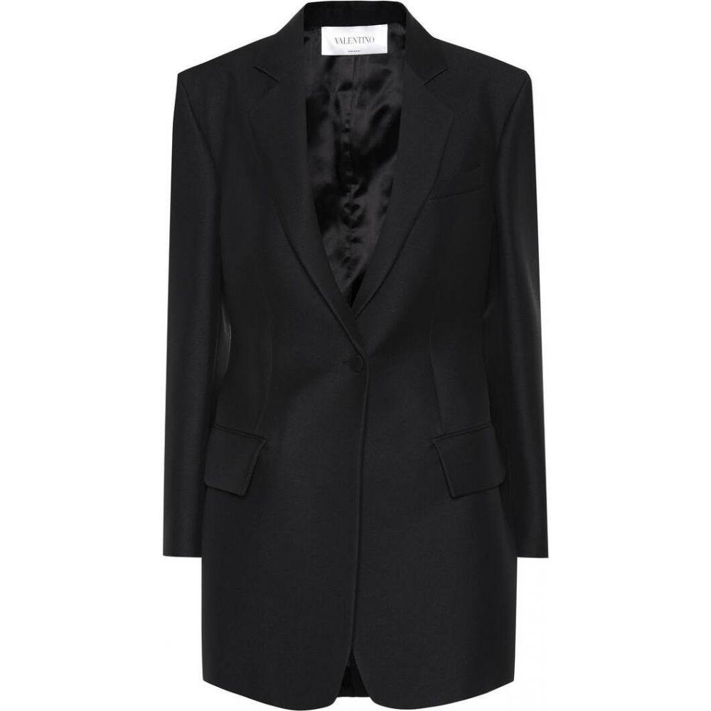 ヴァレンティノ Valentino レディース スーツ・ジャケット アウター【Silk and wool blazer】