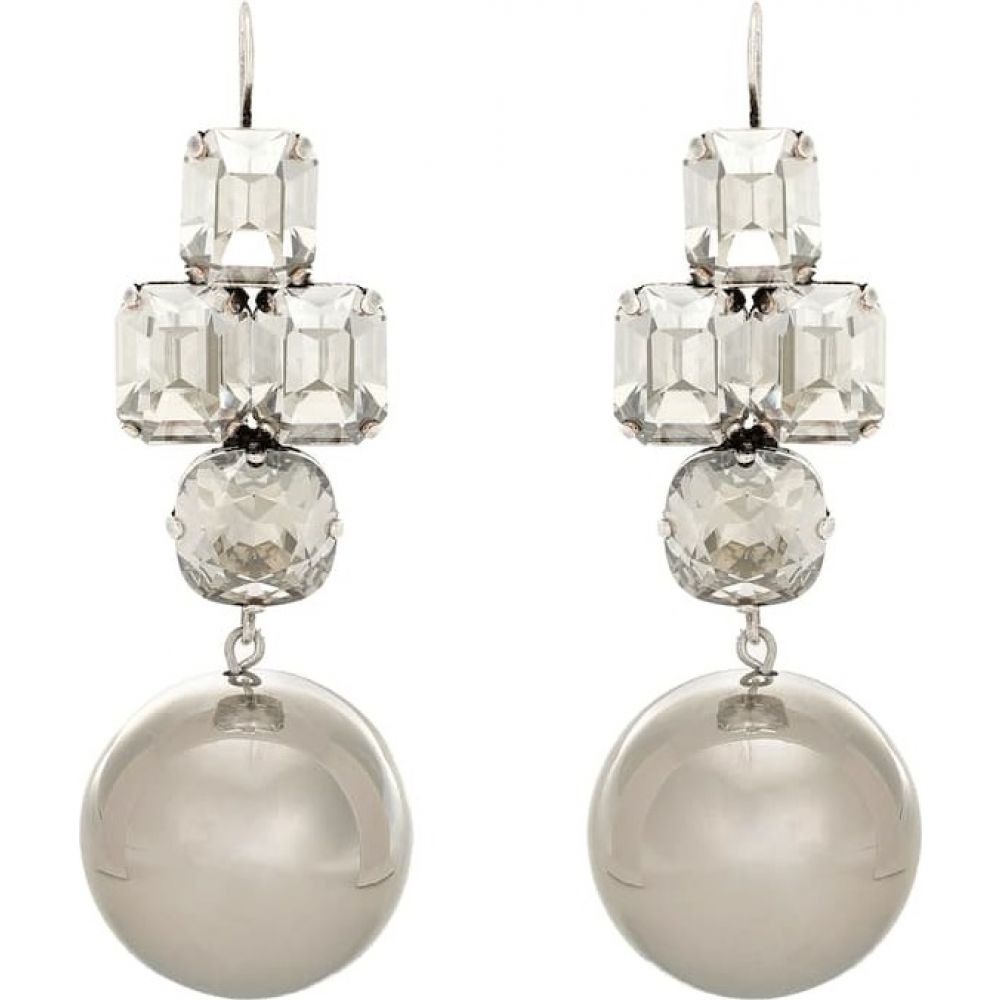 イザベル マラン Isabel Marant レディース イヤリング・ピアス ジュエリー・アクセサリー【Exclusive to Mytheresa - Crystal-embellished earrings】