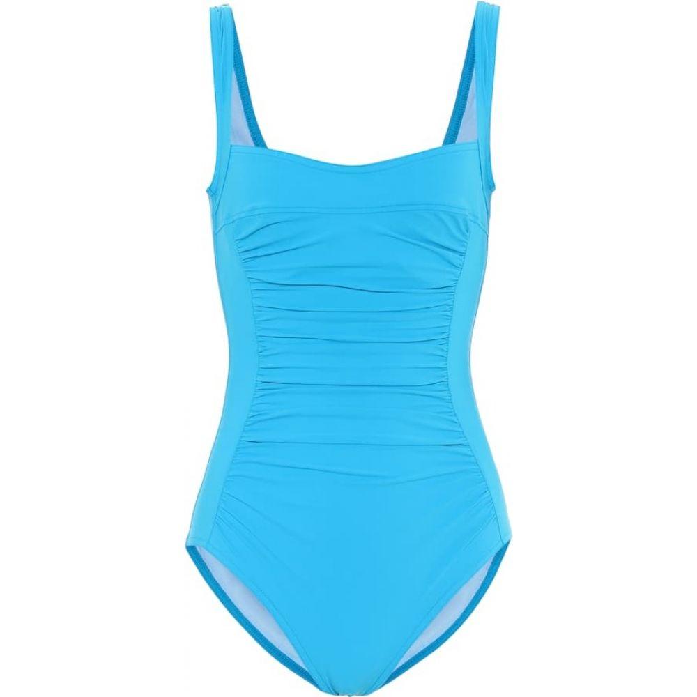 カーラコレット Karla Colletto レディース ワンピース 水着・ビーチウェア【Exclusive to Mytheresa - Basics swimsuit】Malibu