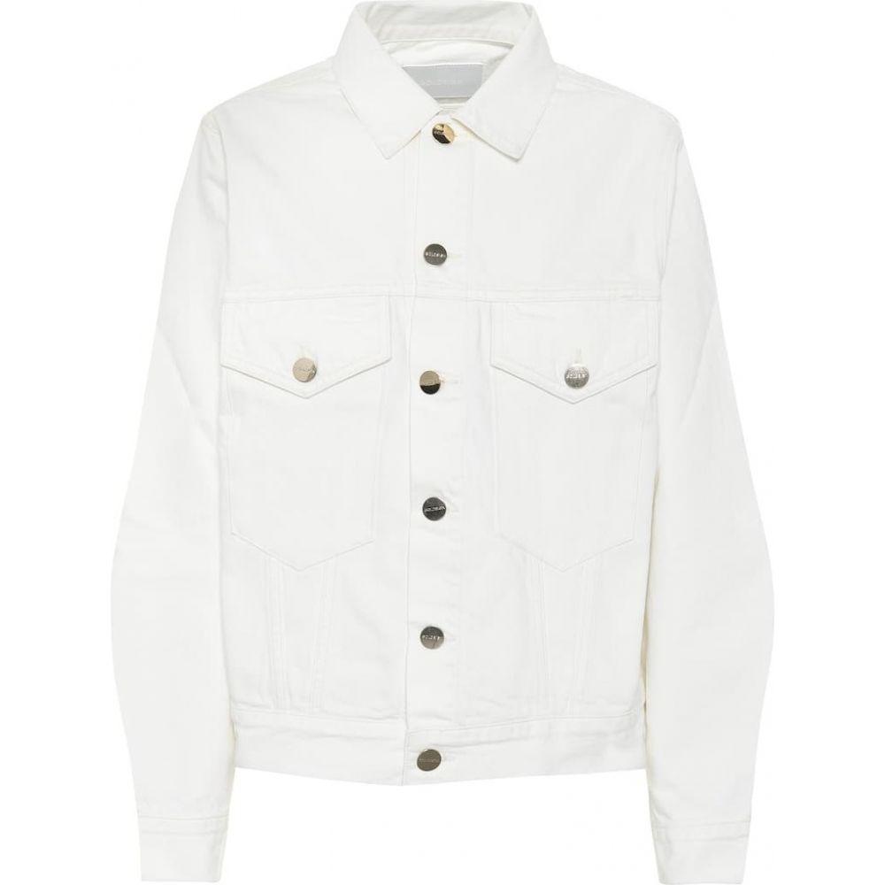 ゴールドサイン Goldsign レディース ジャケット Gジャン アウター【Morton denim jacket】pearl