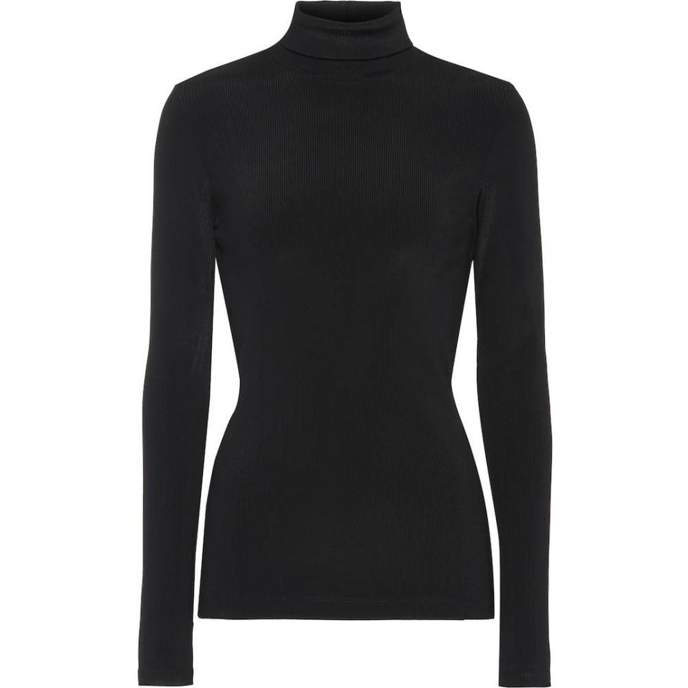ゴールドサイン Goldsign レディース ニット・セーター トップス【Turtleneck sweater】black