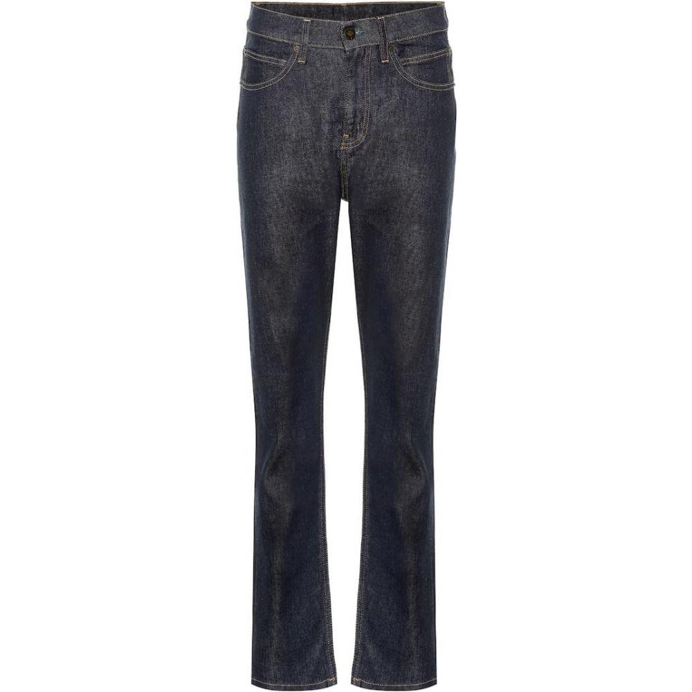 カルバンクライン Calvin Klein Jeans Est. 1978 レディース ジーンズ・デニム ボトムス・パンツ【High-rise straight jeans】rinse indigo