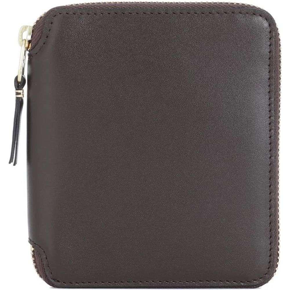 コムデギャルソン Comme Des Garcons Wallet レディース 財布 【Medium leather wallet】Brown