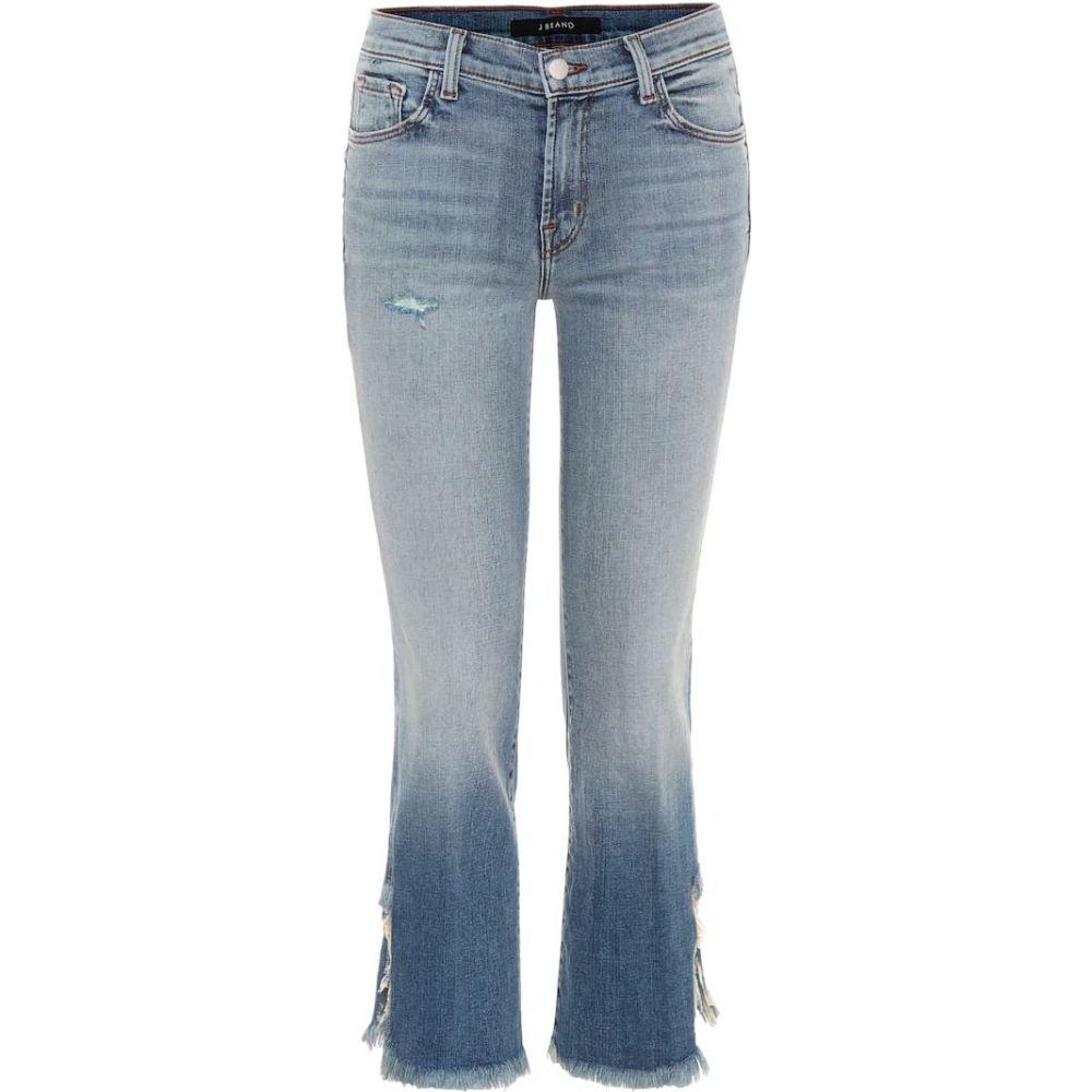 ジェイ ブランド J Brand レディース ジーンズ・デニム ボトムス・パンツ【Selena mid-rise cropped jeans】Jaded