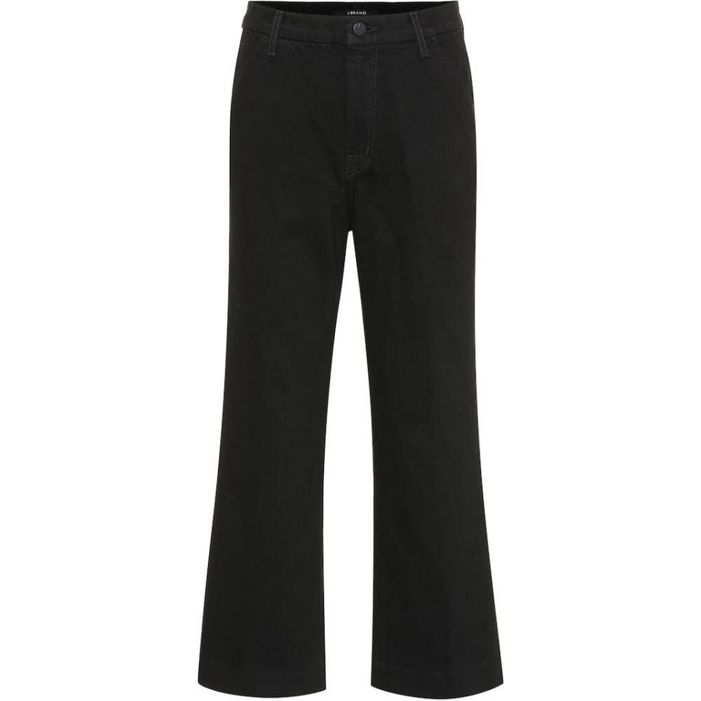 ジェイ ブランド J Brand レディース ジーンズ・デニム ボトムス・パンツ【Joan high-rise cropped jeans】black