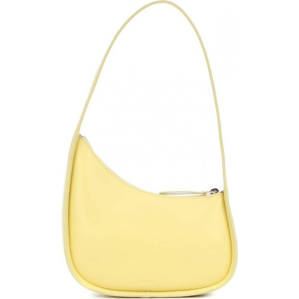 ザ ロウ The Row レディース ショルダーバッグ バッグ【Half Moon leather shoulder bag】Sherbet Pld