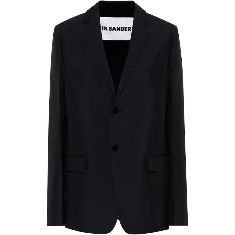 ジル サンダー Jil Sander レディース スーツ・ジャケット アウター【Single-breasted blazer】Dark Blue