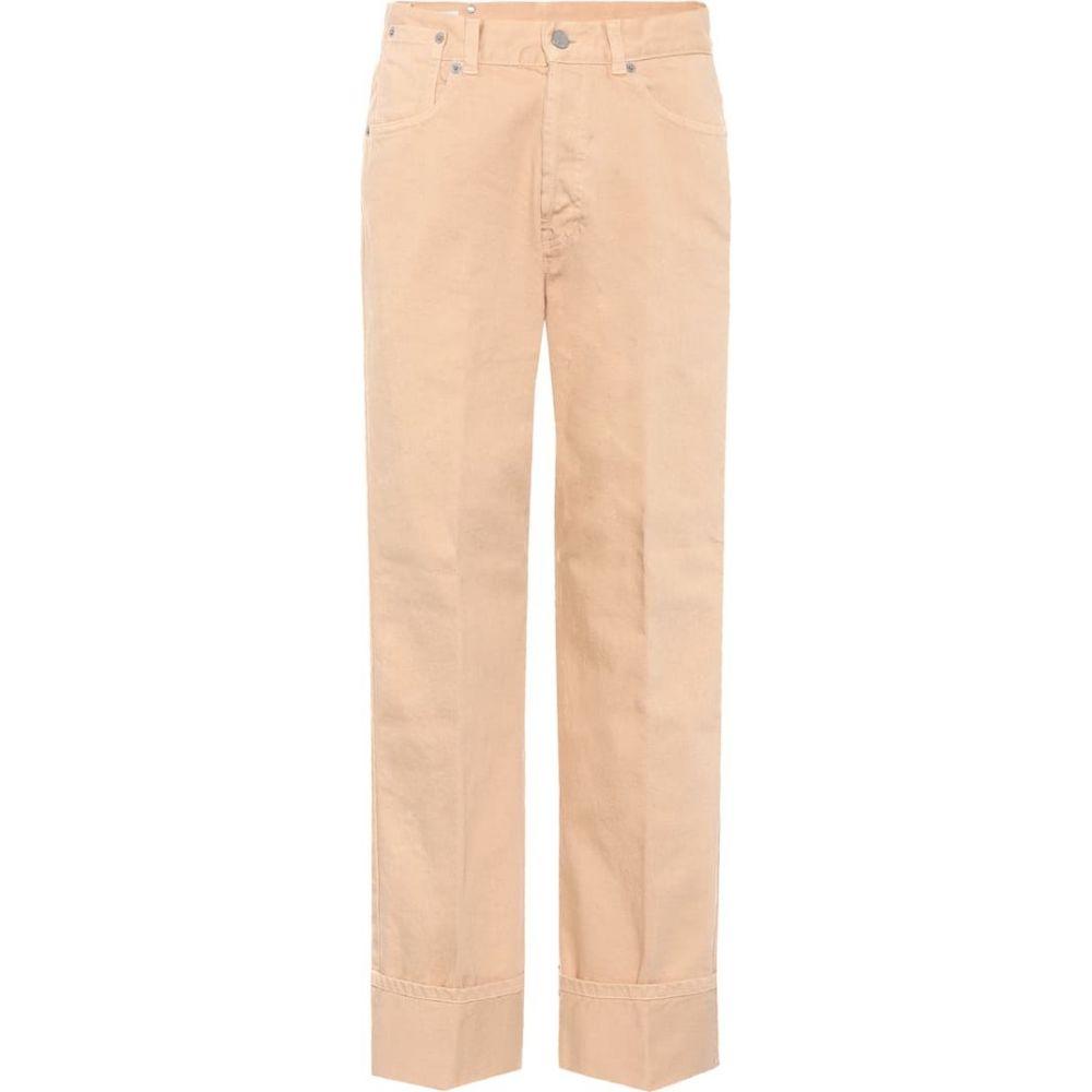 ドリス ヴァン ノッテン Dries Van Noten レディース ジーンズ・デニム ボトムス・パンツ【High-waisted jeans】Rose