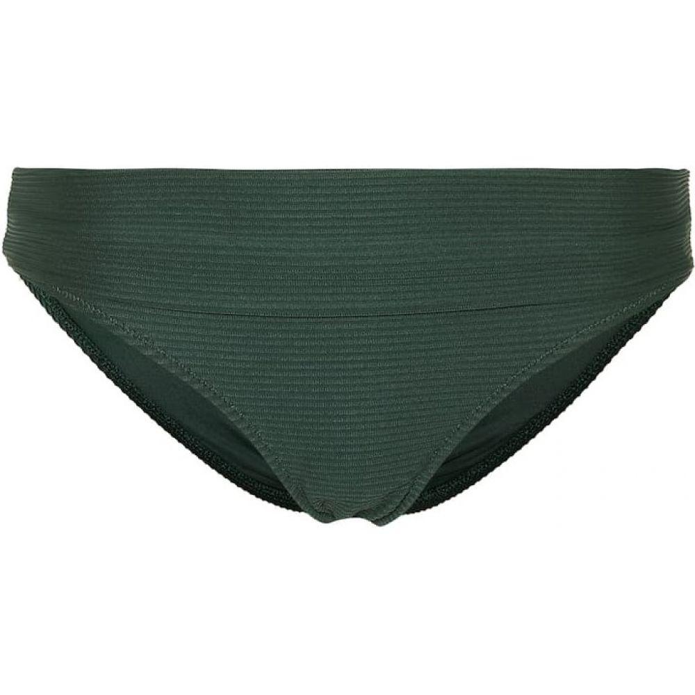 ハイジ クライン Heidi Klein レディース ボトムのみ 水着・ビーチウェア【Polynesia ribbed bikini bottoms】Green