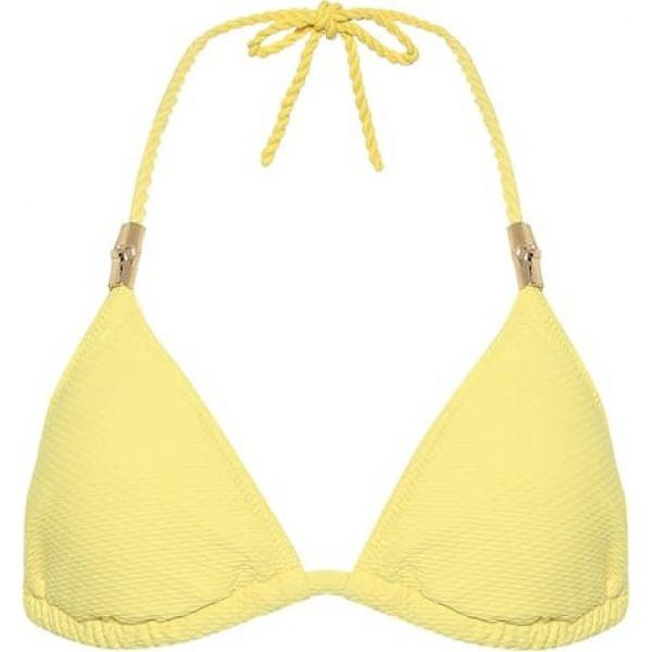 ハイジ クライン Heidi Klein レディース トップのみ 水着・ビーチウェア【Cancun bikini top】Yellow