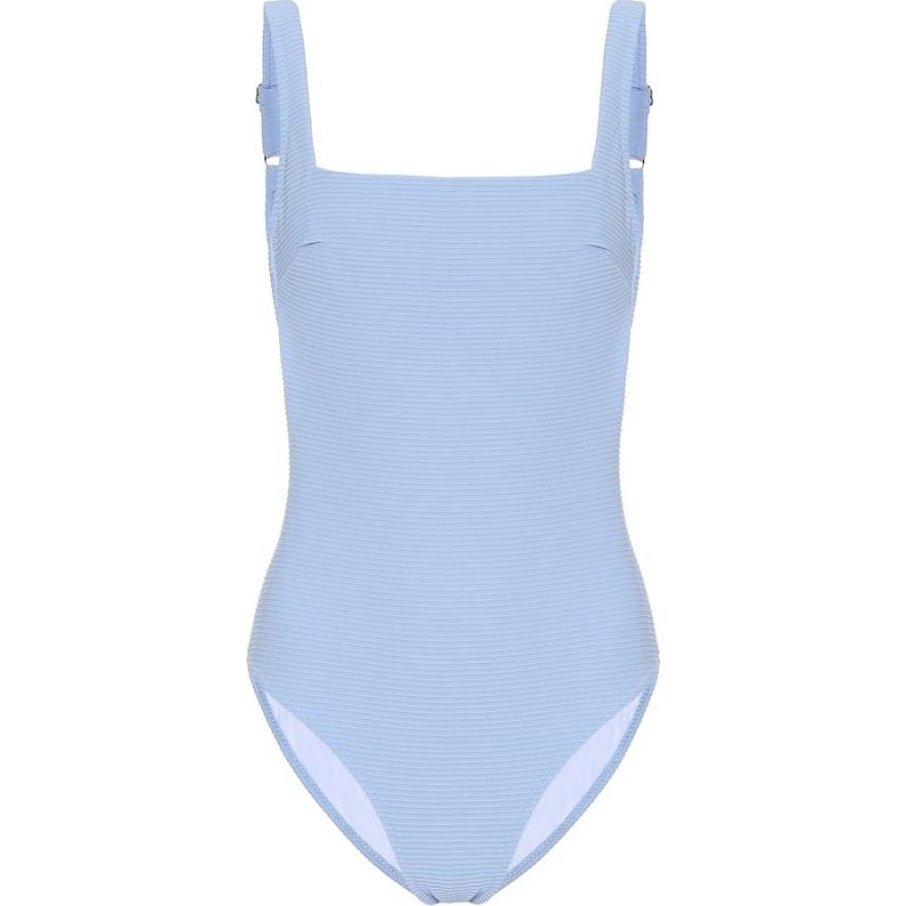ハイジ クライン Heidi Klein レディース ワンピース 水着・ビーチウェア【Bora Bora swimsuit】Light Blue