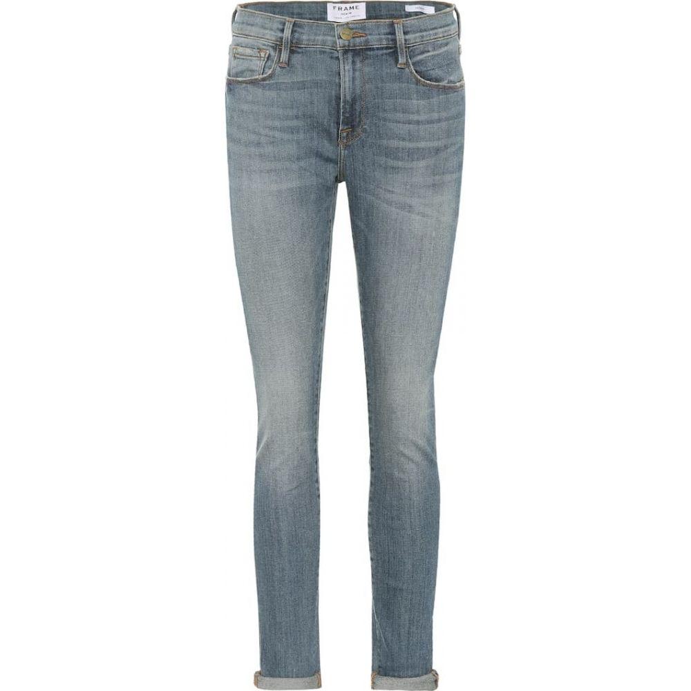 フレーム Frame レディース ジーンズ・デニム ボトムス・パンツ【Skinny Ankle jeans】Kauf