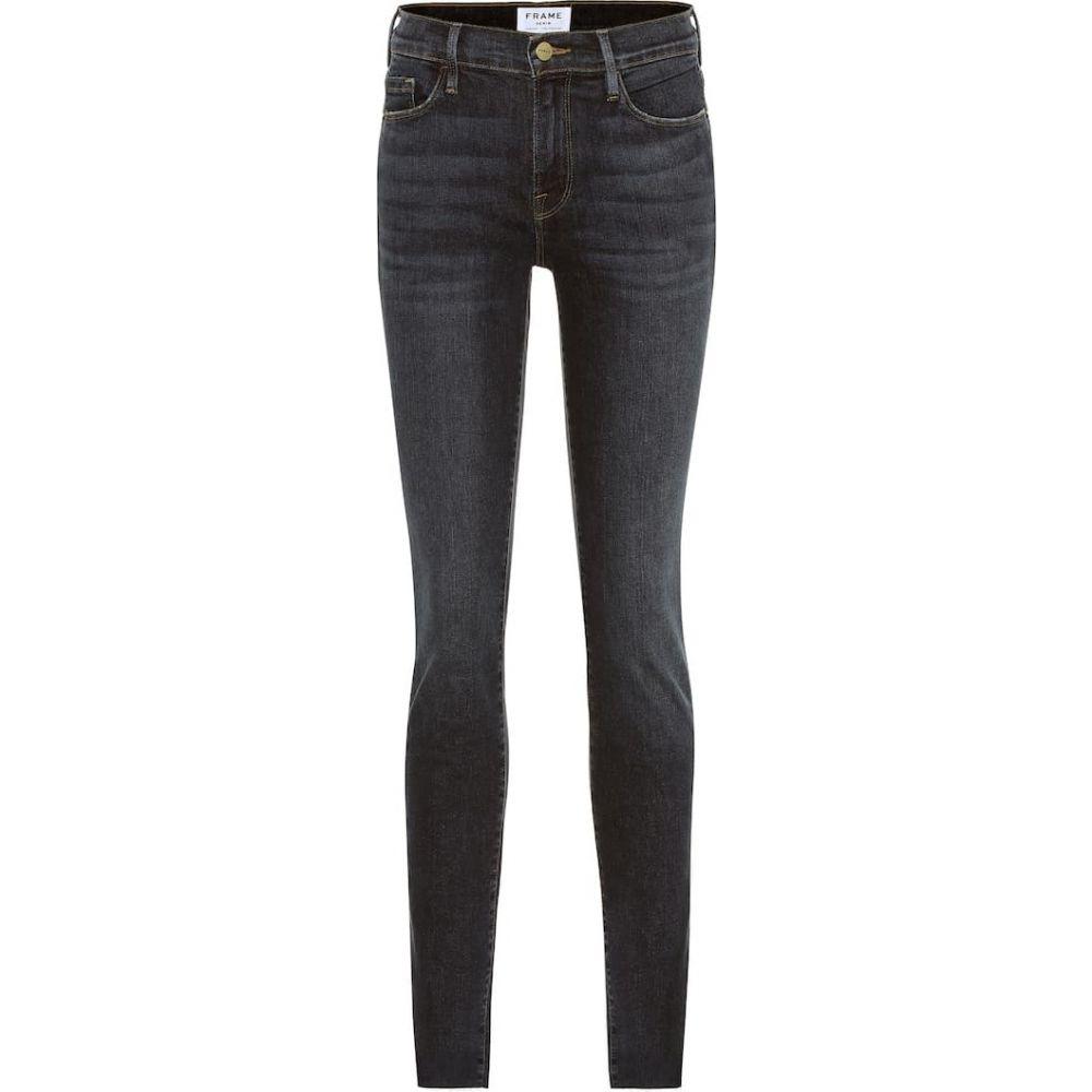 フレーム Frame レディース ジーンズ・デニム ボトムス・パンツ【Le Skinny De Jeanne mid-rise jeans】remi