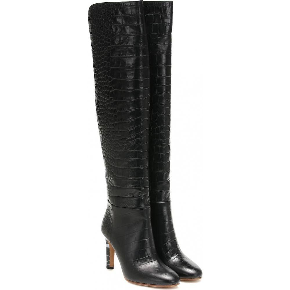 ガブリエラ ハースト Gabriela Hearst レディース ブーツ シューズ・靴【linda embossed leather boots】Black
