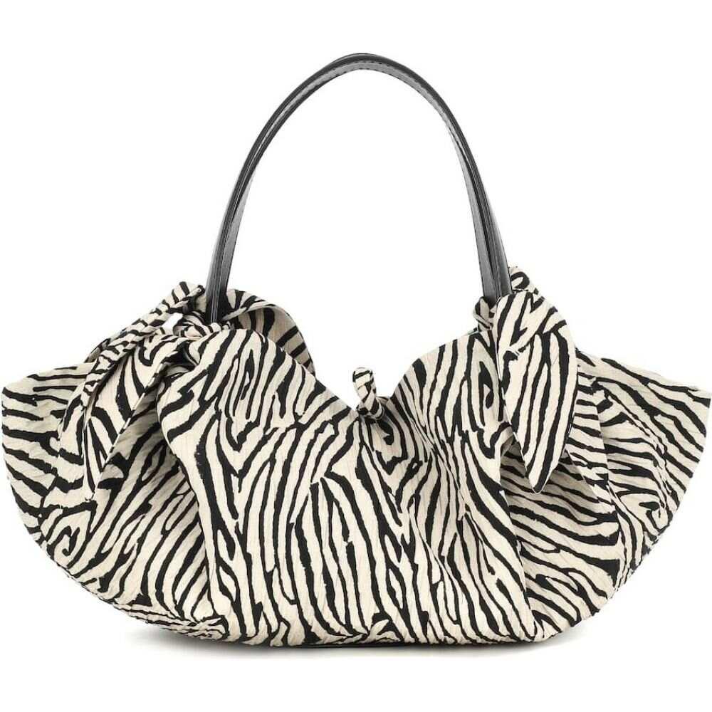 ナヌシュカ Nanushka レディース トートバッグ バッグ【inda mini zebra-print tote】Zebra