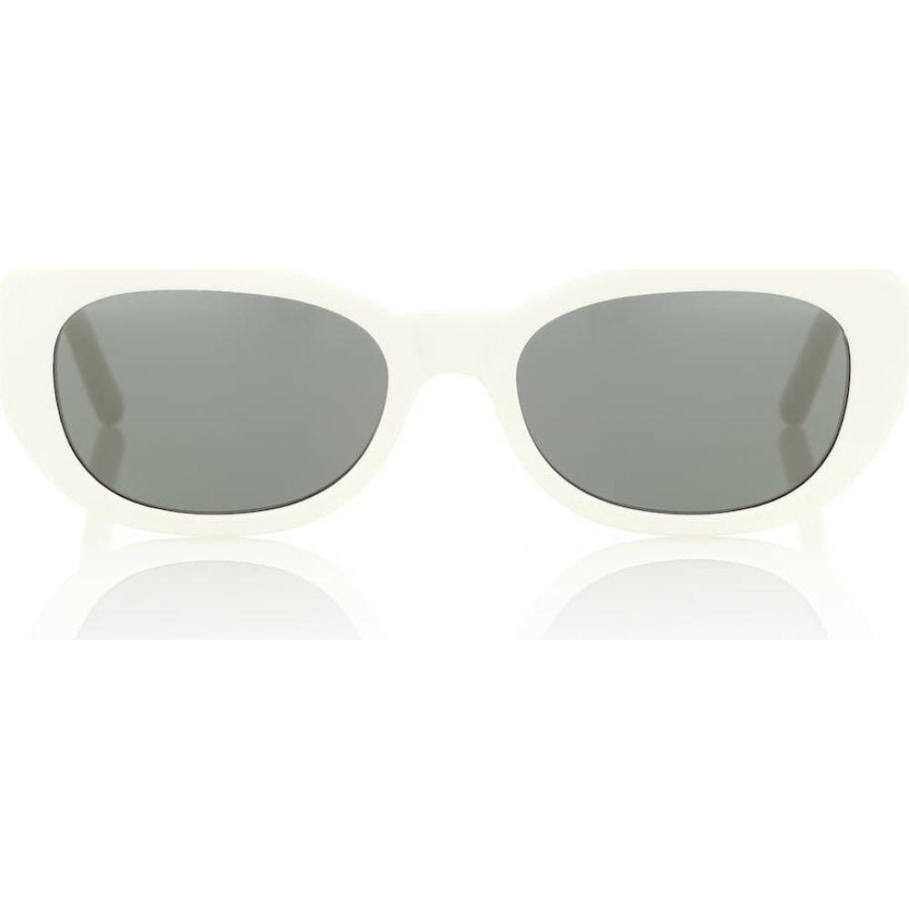 イヴ サンローラン Saint Laurent レディース メガネ・サングラス オーバル【betty oval sunglasses】