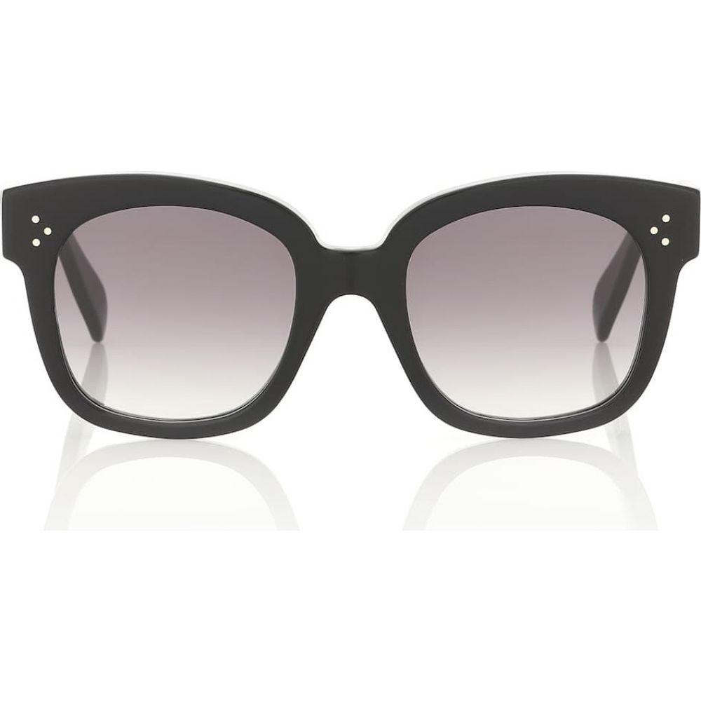 セリーヌ Celine Eyewear レディース メガネ・サングラス 【d-frame acetate sunglasses】