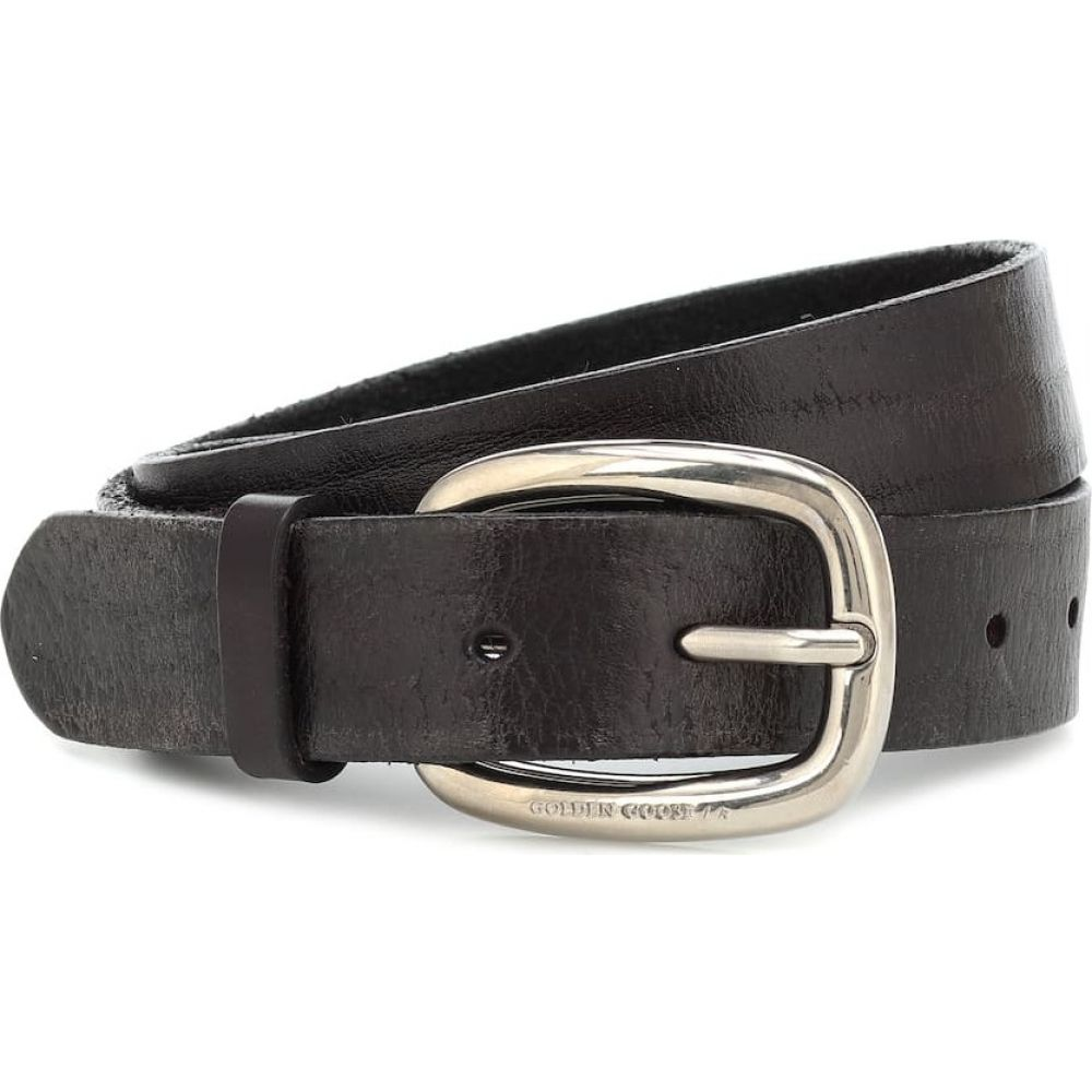 ゴールデン グース Golden Goose レディース ベルト 【houston leather belt】Black