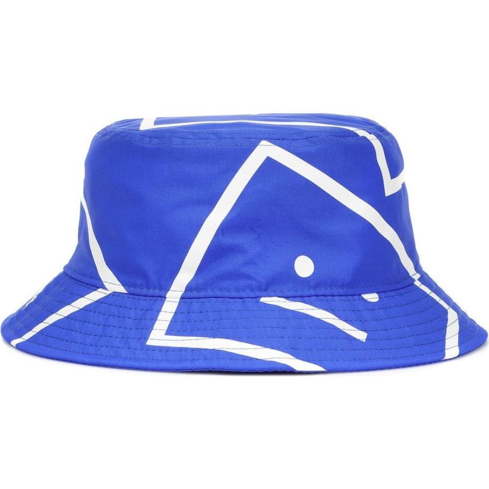 アクネ ストゥディオズ Acne Studios レディース ハット バケットハット 帽子【face bucket hat】Electric Blue