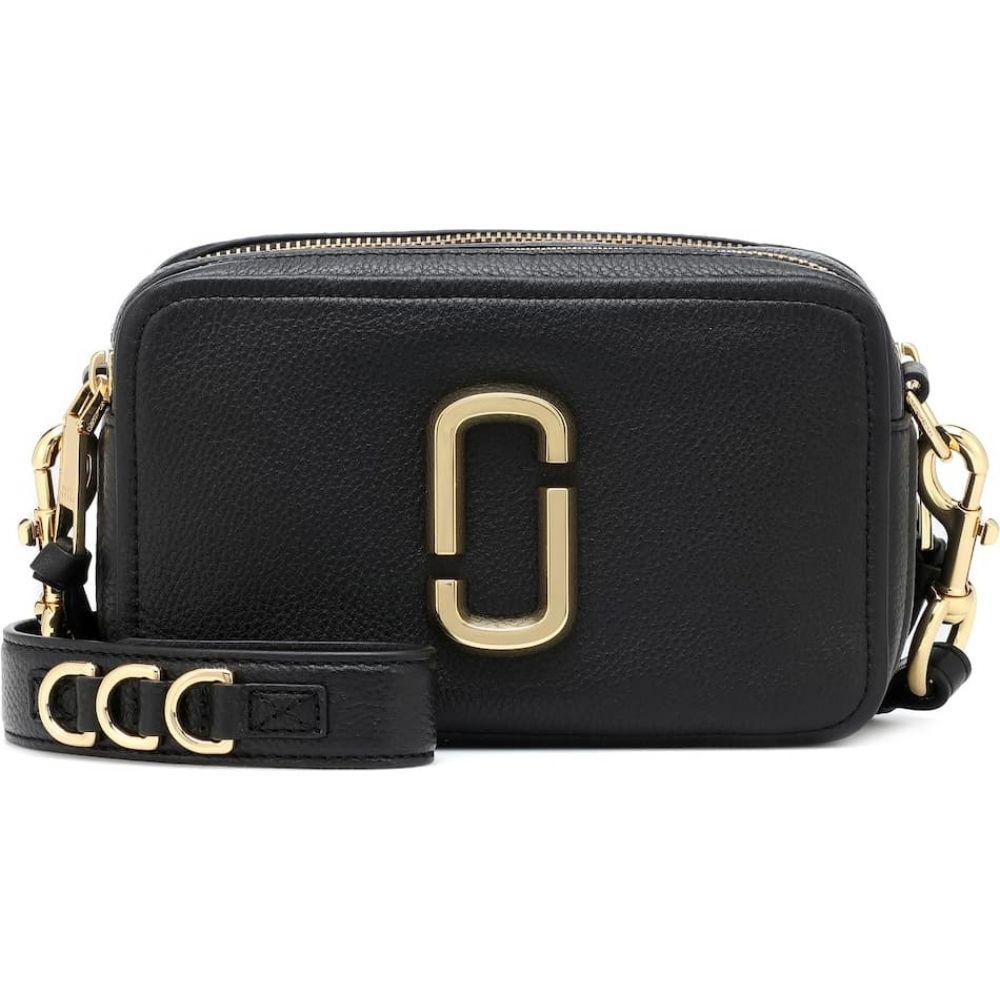 マーク ジェイコブス Marc Jacobs レディース ショルダーバッグ バッグ【softshot 21 leather crossbody bag】black