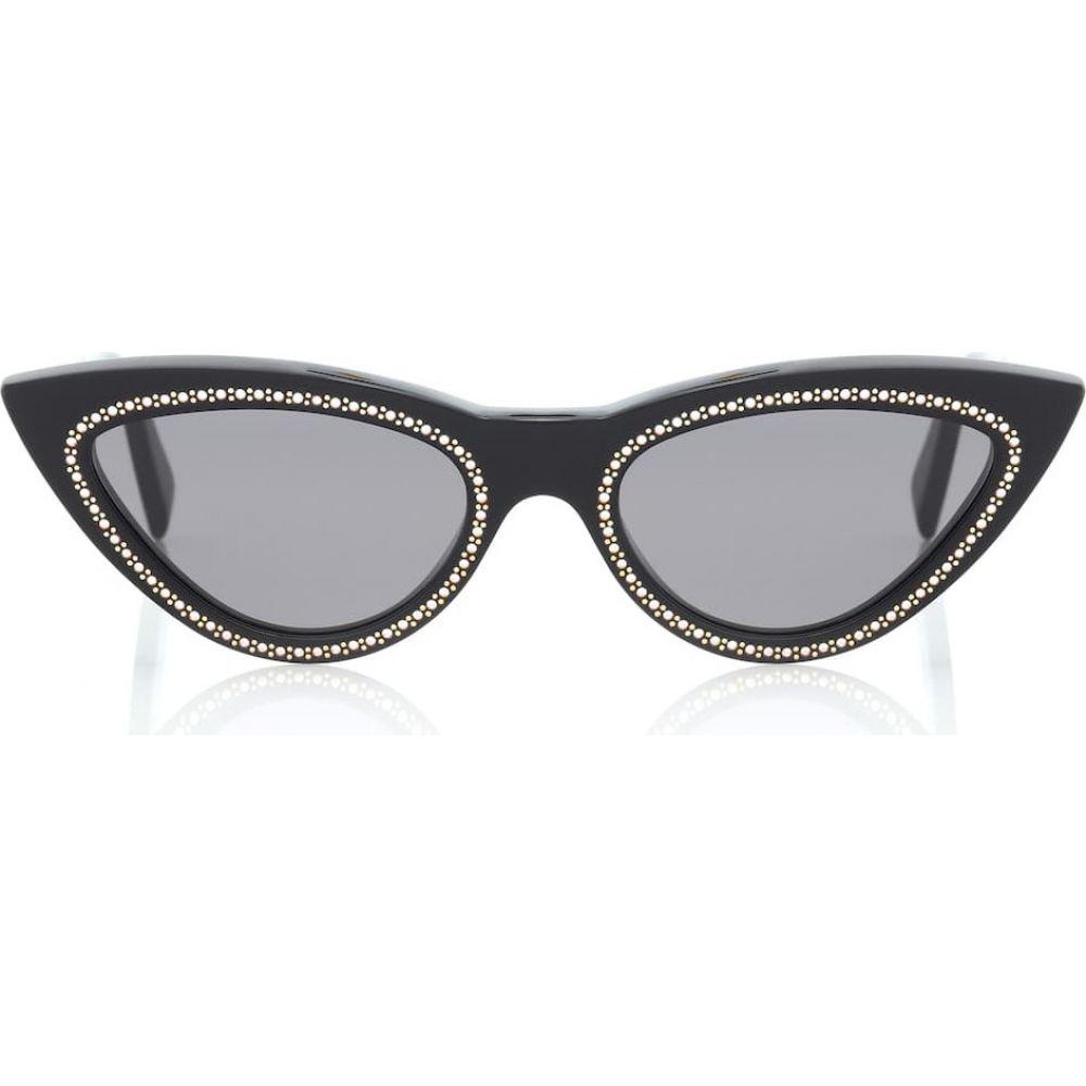 セリーヌ Celine Eyewear レディース メガネ・サングラス キャットアイ【embellished cat-eye sunglasses】
