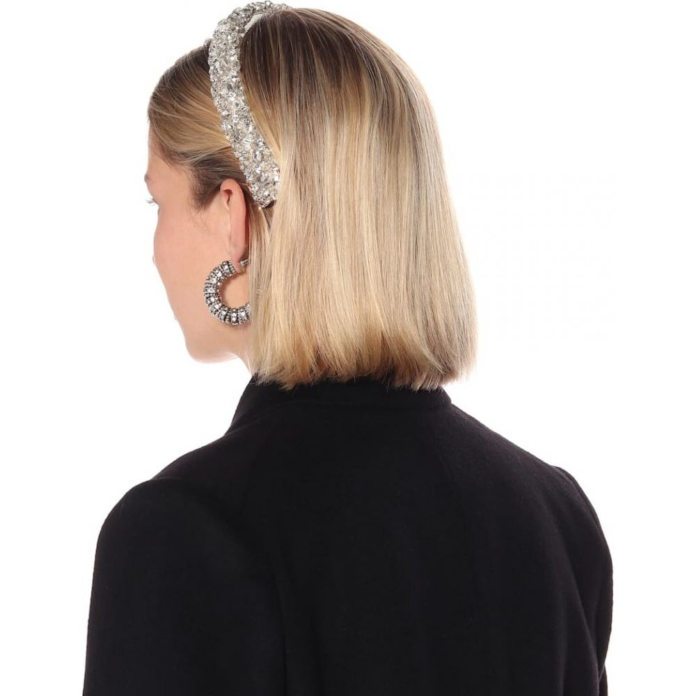 ジェニファーベア Jennifer Behr レディース ヘアアクセサリー ヘッドバンド czarina embellished headbandE29WDHI
