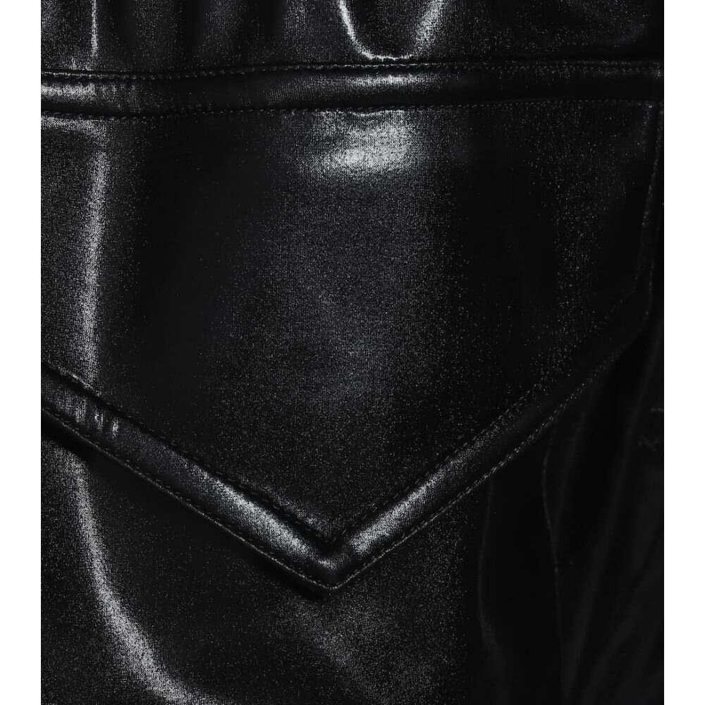 ノーマ カマリ Norma Kamali レディース オールインワン ジャンプスーツ ワンピース・ドレス turtle stretch patent jumpsuit Black FoilsdtCQrhx