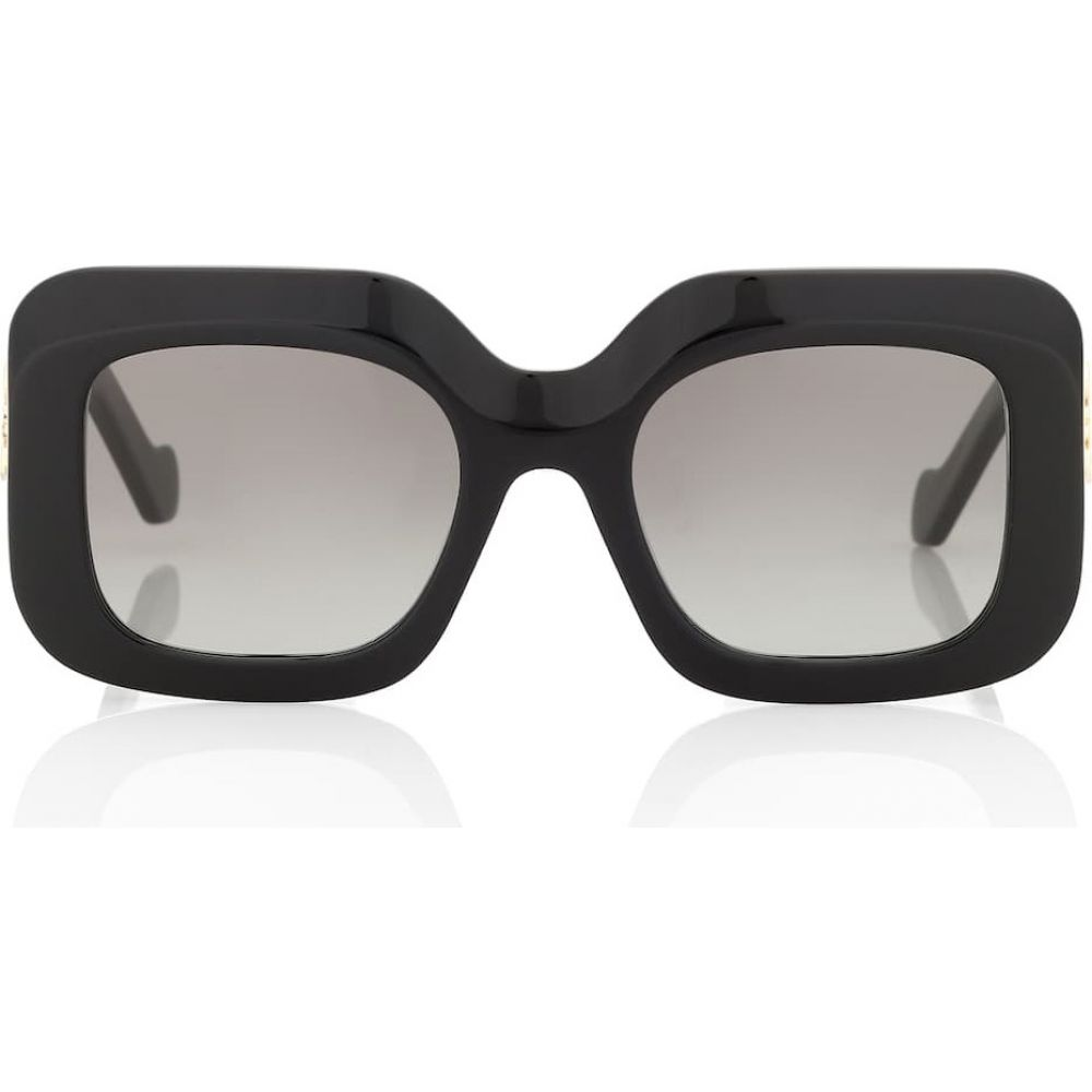 sunglasses】 Loewe acetate スクエアフレーム【square レディース ロエベ メガネ・サングラス