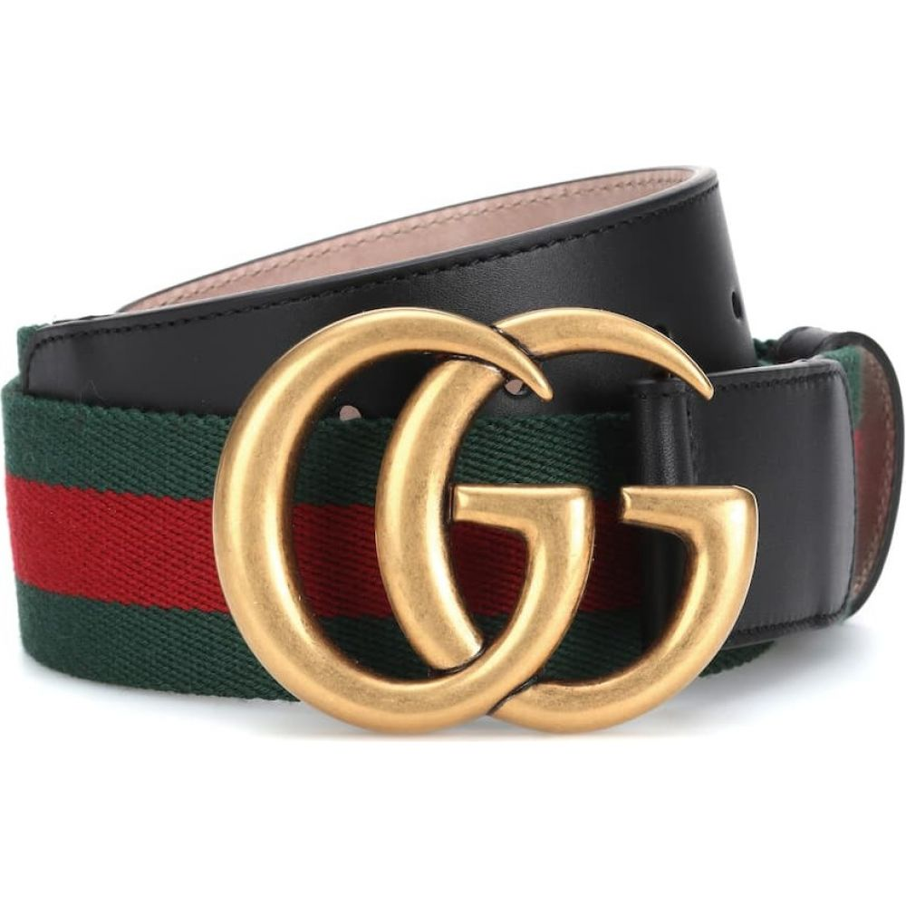 グッチ Gucci レディース ベルト 【gg marmont web belt】:フェルマート