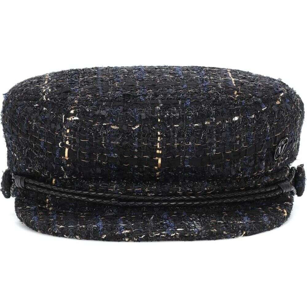 メゾンミッシェル Maison Michel レディース 帽子 【new abby tweed hat】Multi