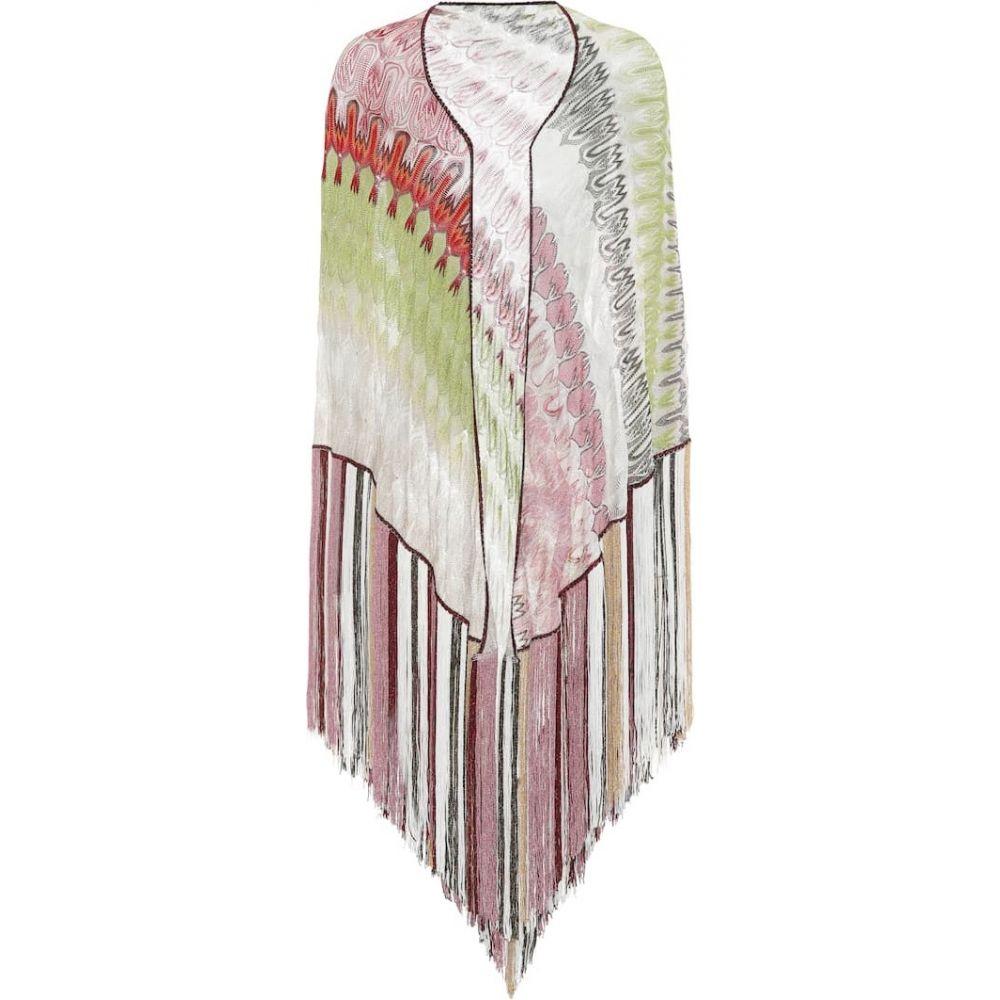 ミッソーニ Missoni レディース マフラー・スカーフ・ストール 【fringed shawl】Multi