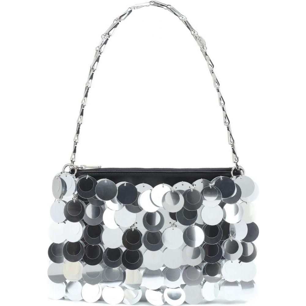パコラバンヌ 送料無料新品 レディース バッグ ショルダーバッグ サイズ交換無料 超目玉 Paco Silver Rabanne shoulder sparkle bag 1969