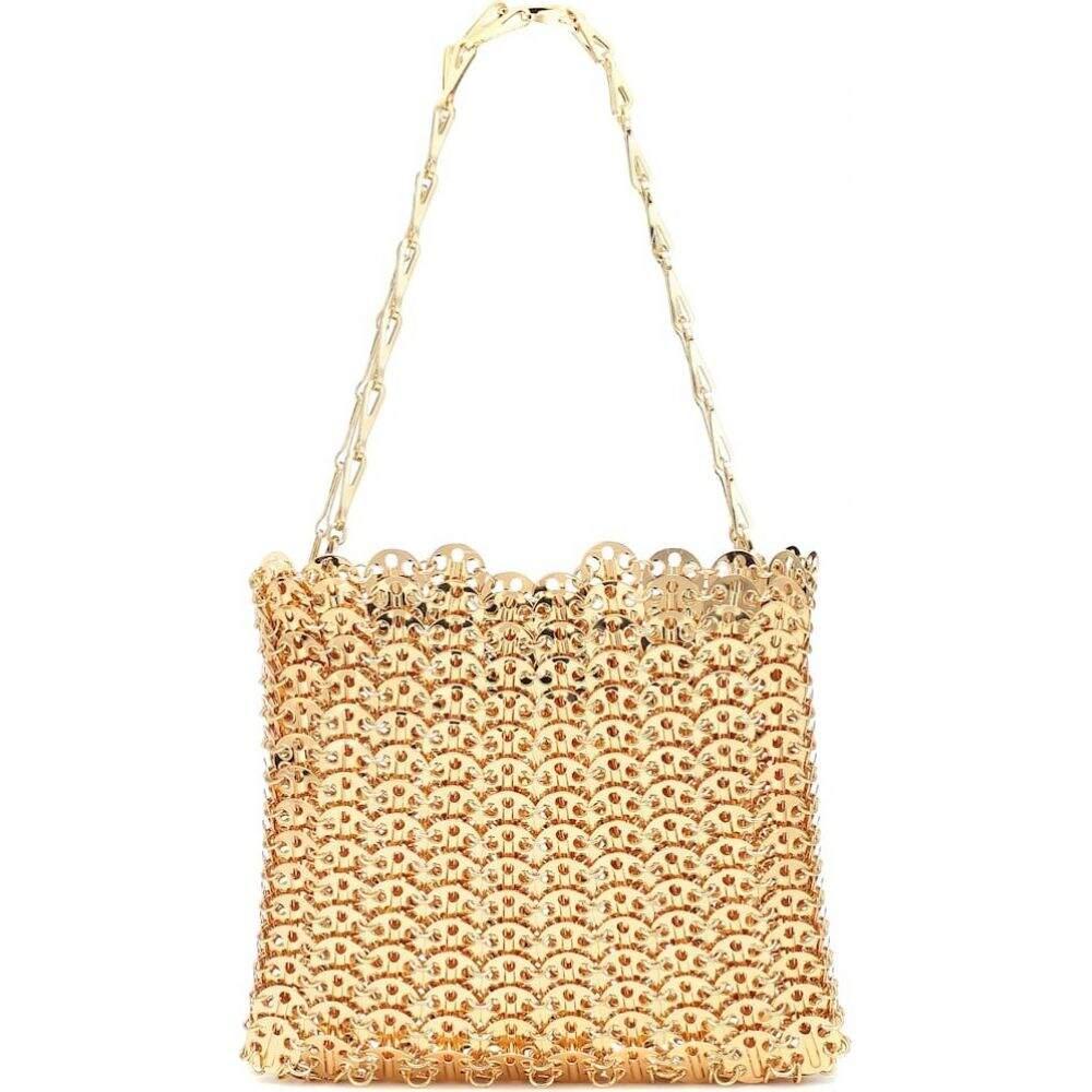 パコラバンヌ Paco Rabanne レディース ショルダーバッグ バッグ【iconic 1969 shoulder bag】Light Gold