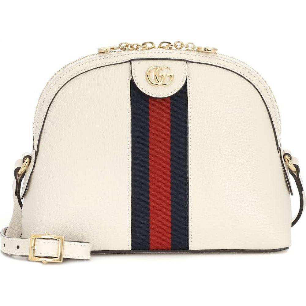 グッチ Gucci レディース ショルダーバッグ バッグ【ophidia small leather shoulder bag】M.White/Brb