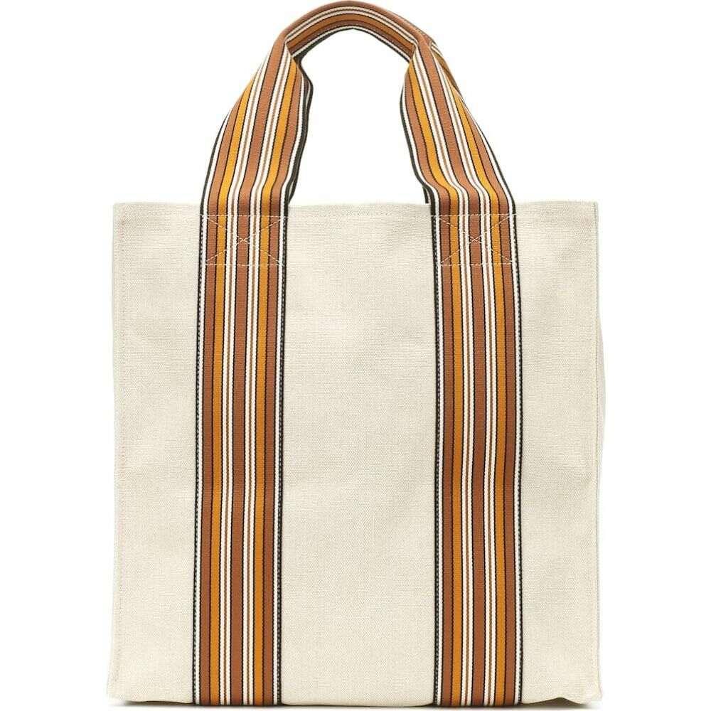 ロロピアーナ Loro Piana レディース トートバッグ バッグ【the suitcase stripe medium tote】