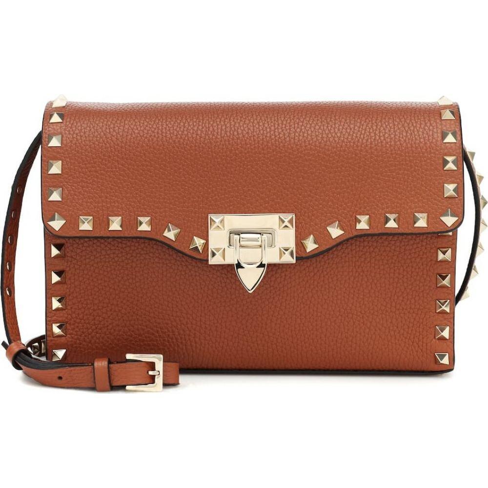 ヴァレンティノ Valentino レディース ショルダーバッグ バッグ【garavani rockstud small leather shoulder bag】Selleria