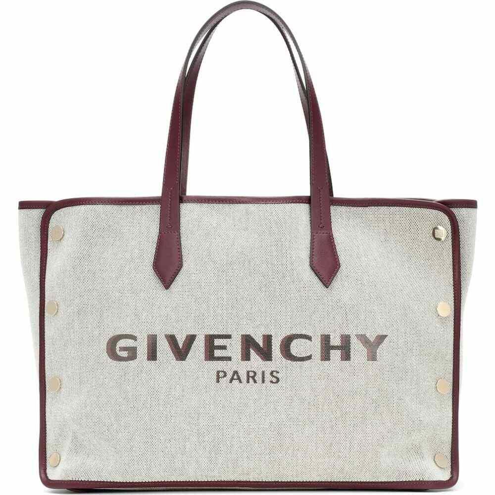 ジバンシー Givenchy レディース トートバッグ バッグ【bond medium canvas shopper】Aubergine
