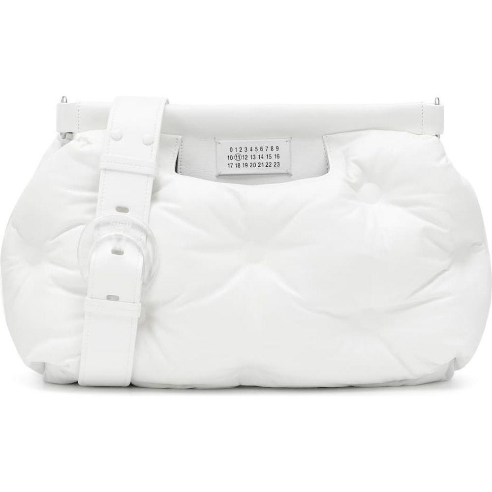 メゾン マルジェラ Maison Margiela レディース ショルダーバッグ バッグ【glam slam medium shoulder bag】White