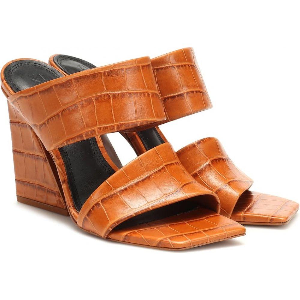 メルセデス カステロ Mercedes Castillo レディース サンダル・ミュール シューズ・靴【laurann leather sandals】pecan