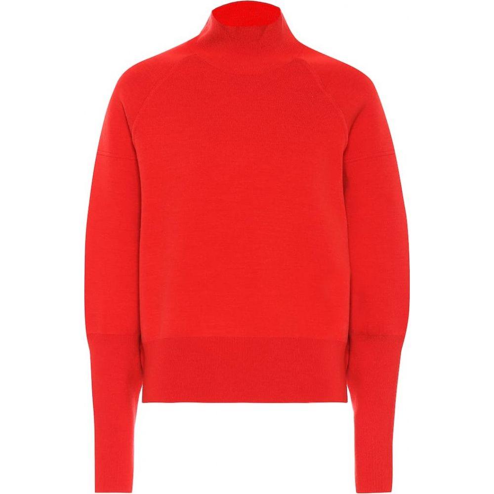 アクネ ストゥディオズ Acne Studios レディース ニット・セーター トップス【turtleneck wool-blend sweater】Bright Red