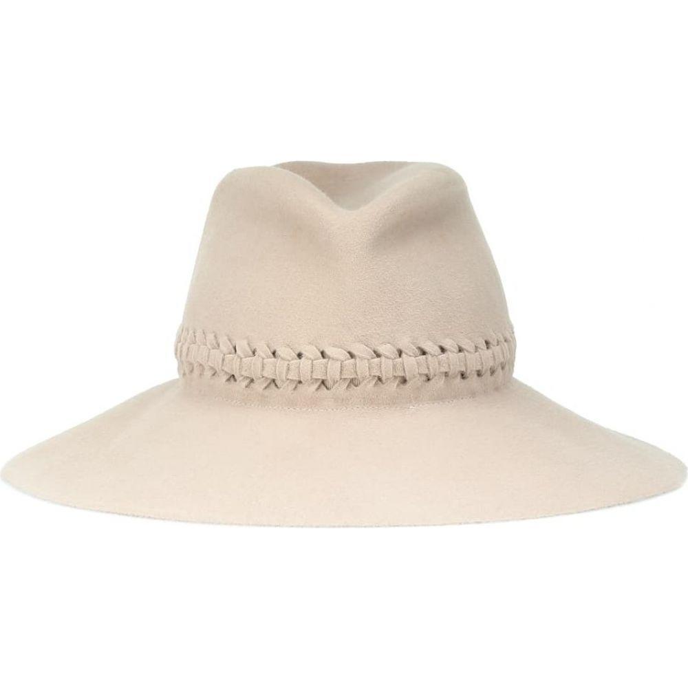 ローラ ハット Lola Hats レディース 帽子 【fretwork redux felt hat】Cashew