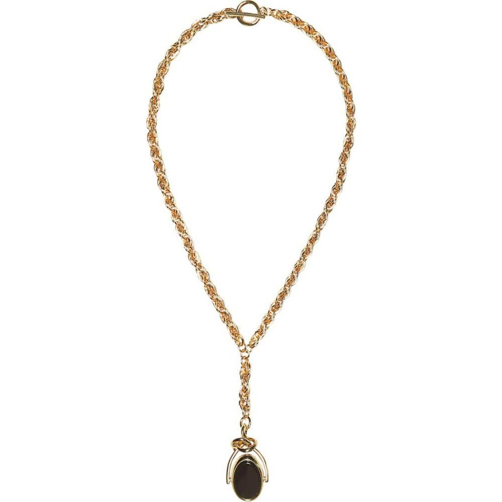 レジーナ ピヨ Rejina Pyo レディース ネックレス ジュエリー・アクセサリー knot pendant gold plated necklacetsrQhd