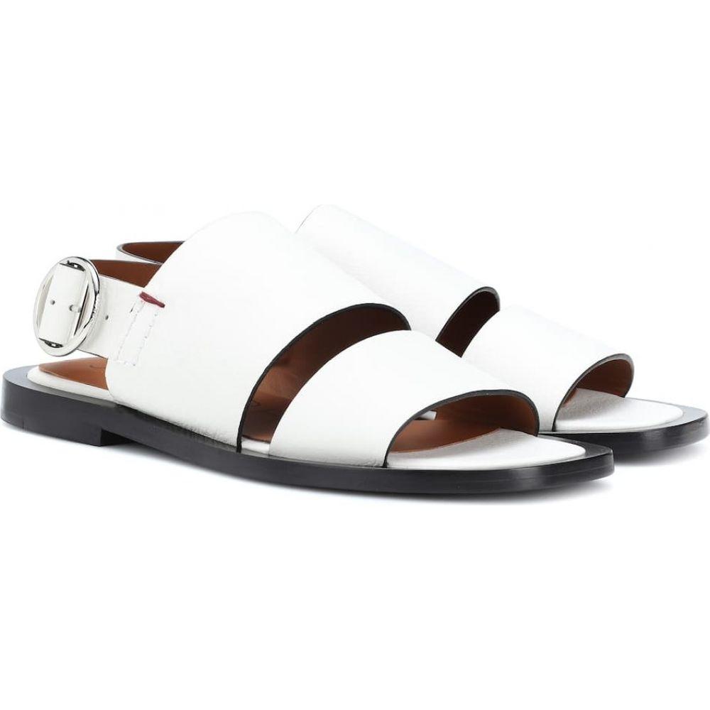 ジョゼフ Joseph レディース サンダル・ミュール シューズ・靴【leather sandals】Bianco