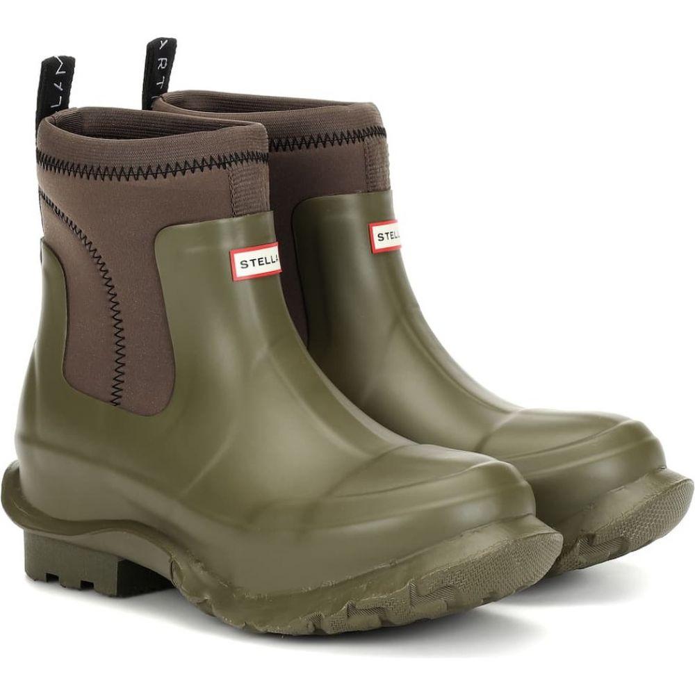 ステラ マッカートニー Stella McCartney レディース ブーツ シューズ・靴【x hunter rubber boots】