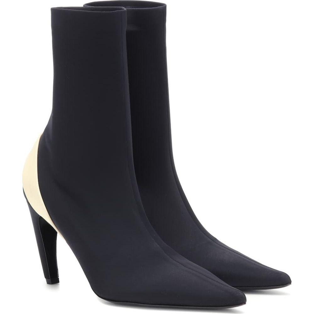 プロエンザ スクーラー Proenza Schouler レディース ブーツ シューズ・靴【sock boots】Black/Latex