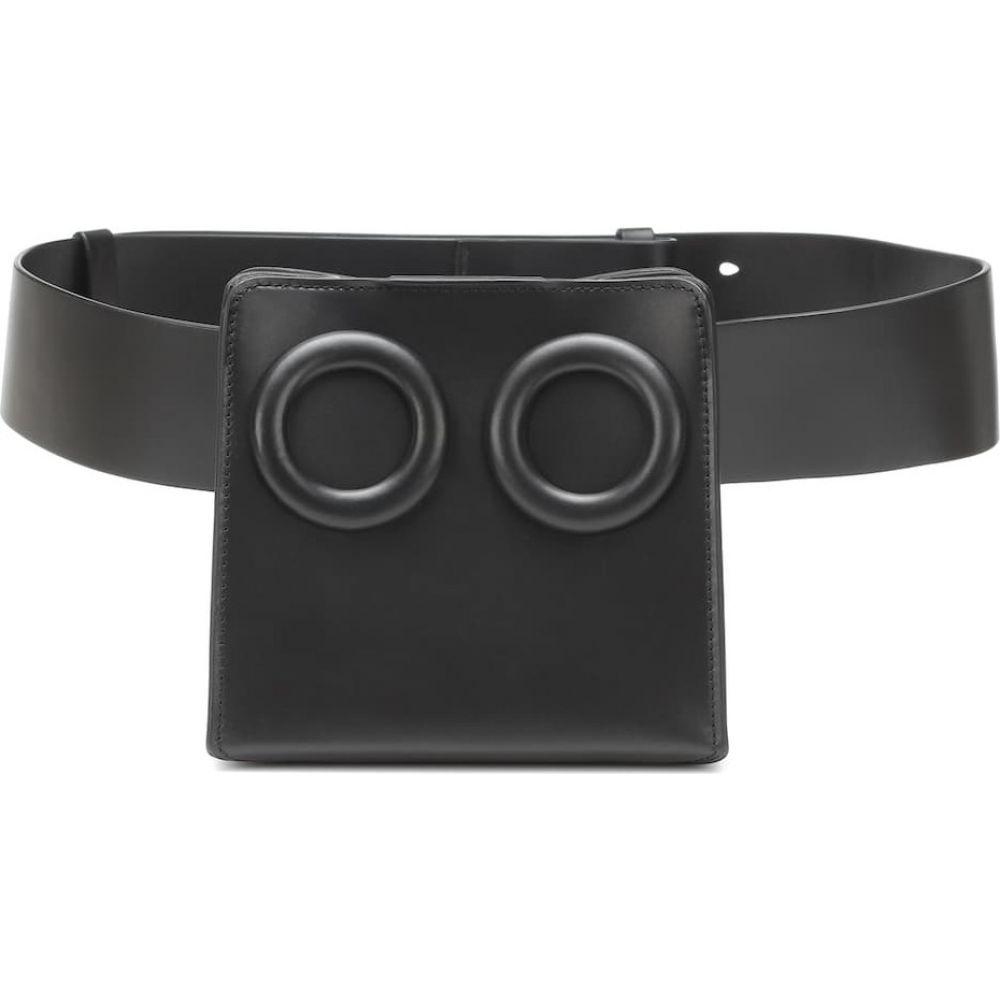 ボーイ Boyy レディース ボディバッグ・ウエストポーチ バッグ【deon leather belt bag】Black