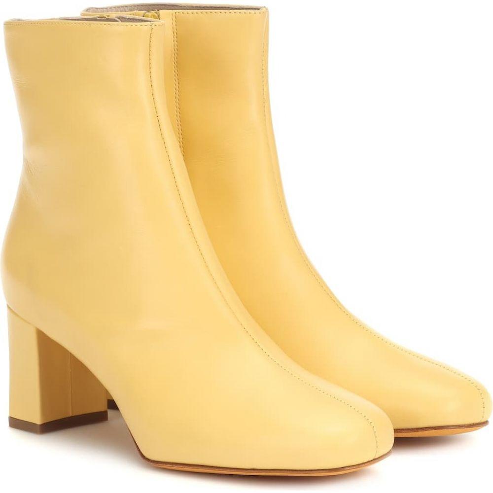 マリアム ナッシアー ザデー Maryam Nassir Zadeh レディース ブーツ ショートブーツ シューズ・靴【agnes leather ankle boots】dune